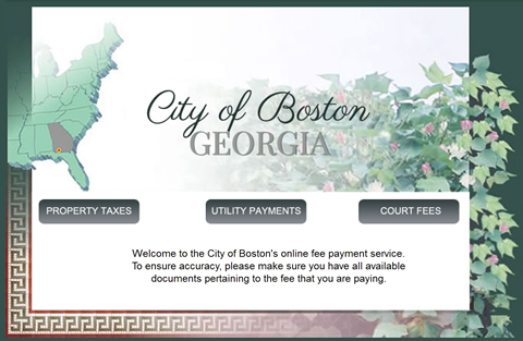 City Payments Link